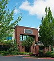 Planar Systems headquarters from side - Hillsboro, Oregon.JPG