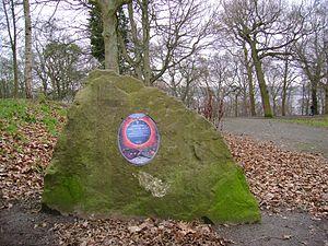 Mills Observatory - Planet Trail