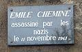 Plaque Emile Cheminé Auboué France.jpg