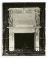 Plaster model of a fireplace and a dedicatory panel, for the Trustees Room (NYPL b11524053-489409).tiff