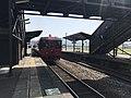 Platform of Bungo-Mori Station 4.jpg