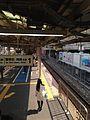 Platform of Maiko Station 20140316.jpg