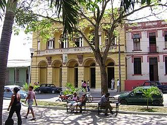Palma Soriano - City hall