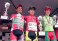 Podio de la Vuelta a Boyaca 2014.png
