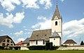 Poggersdorf Pfarrkirche hll. Georg und Jakobus major S-Ansicht 15062007 01.jpg