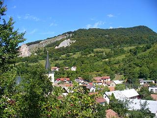 Červený Kameň Municipality in Slovakia
