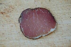 Belarusian cuisine - Sliced palyandvitsa