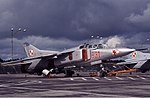 Polish Air Force Mikoyan-Gurevich MiG-23UB Schleiffert-1.jpg