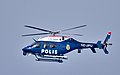 Polizeihubschrauber Schweden