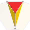 Polyhedron truncated 4b vertfig.png