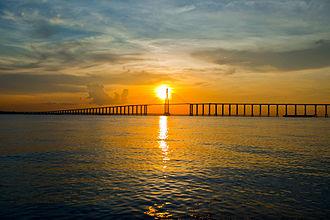 Rio Negro Bridge - Image: Ponte Rio Negro