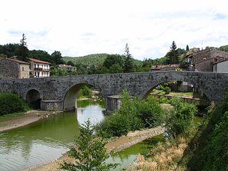 Pesa - Ramagliano Bridge at Sambuca Val di Pesa