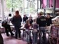 Porcupine Tree meet-and-greet at Philadelphia 2005.jpg