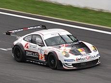 Porsche997GT3RSR Prospeed Nr75 Spa 2010