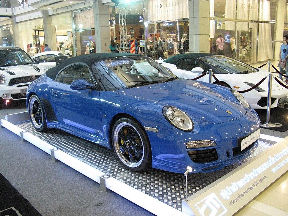 Porsche 911 Speedster (5828928863)