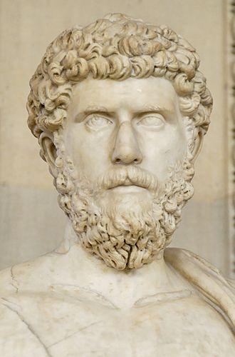 Lucius Aelius - Lucius Aelius, musée du Louvre