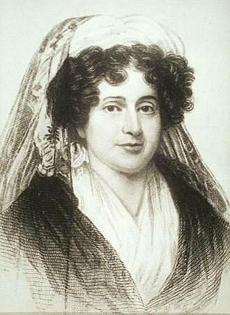 Emma Willard - Emma Willard, ca. 1805-1815.