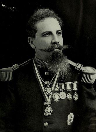 Bernardo Reyes - Portrait of Bernardo Reyes