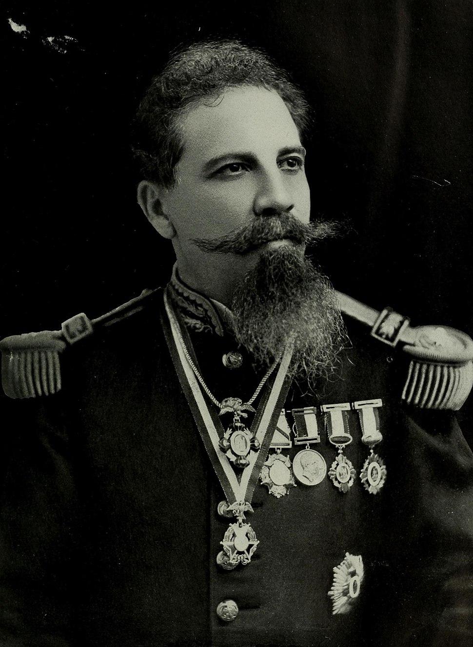Portrait of General Bernardo Reyes