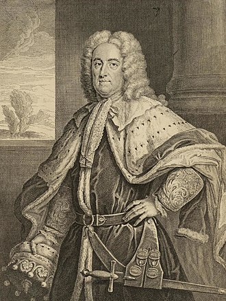 James Stanley, 10th Earl of Derby - Image: Portrait of The Right Honble. James Earl of Derby (4674603)