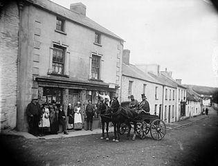 Post Office, Llansawel