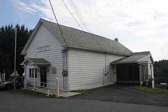 Tuscarora, Pennsylvania - U.S. Post Office in Tuscarora.