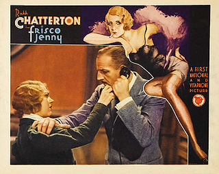 <i>Frisco Jenny</i> 1932 film