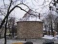 Powder Tower, Pidvalna Street, 2009 Lvov 051.jpg