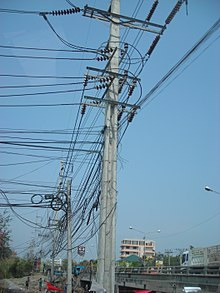 Power lines in Samut Prakan Province.JPG