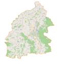 Powiat mielecki location map.png