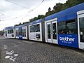 Průvod tramvají 2015, 36b - tramvaj 9127.jpg