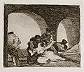 Prado - Los Desastres de la Guerra - No. 13 - Amarga presencia.jpg