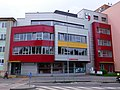 Praha Vrsovice Ruska 192 knihovna.jpg