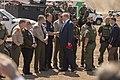 President Donald J. Trump visits the border wall near Calexico, CA - 46839576214.jpg