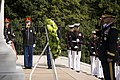 Prime Minister of Italy Matteo Renzi visits Arlington National Cemetery (29803362634).jpg