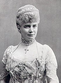 Princess Thyra of Denmark youngest daughter of Christian IX of Denmark and Louise of Hesse-Kassel