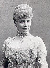FEDERIKA DE HANNOVER 210px-Princess_Tira_of_Denmark