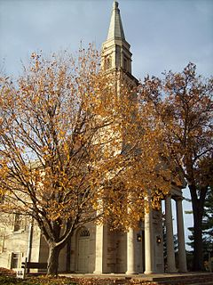 Principia College Historic District United States historic place