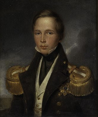 Prince Henry of the Netherlands (1820–1879) - Henry portrayed young