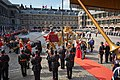 Prinsjesdag 2014 gouden koets bij ridderzaal.jpg