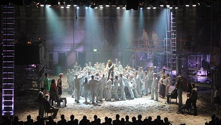 2013 production in Rotterdam, Netherlands Project JCS.JPG