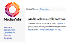 Proposed mediawiki logo (gradient solid, capitalised) legacy vector.png