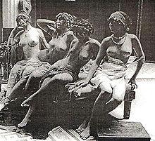 prostitutas siglo xvii prostitutas haciendo la calle