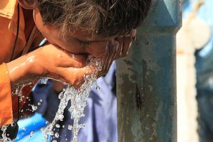 Providing clean water to millions of people