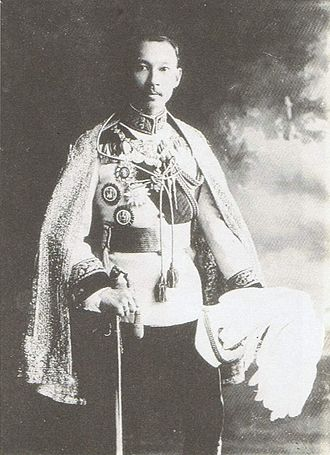 State Railway of Thailand - HRH Prince Purachatra Jayakara, the first railway commander of the Royal State Railways of Siam