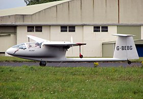 Image illustrative de l'article PZL Bielsko SZD-45