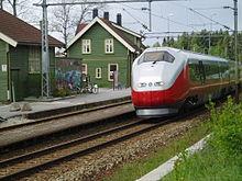 norwegian railway