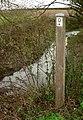 Römerkanal-Wanderweg Schild bei Lüftelberg totale.jpg