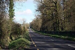 R522 road (Ireland) - R522 near Doneraile