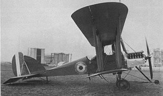 Battle of Albert (1916) - Image: RAF R.E.7